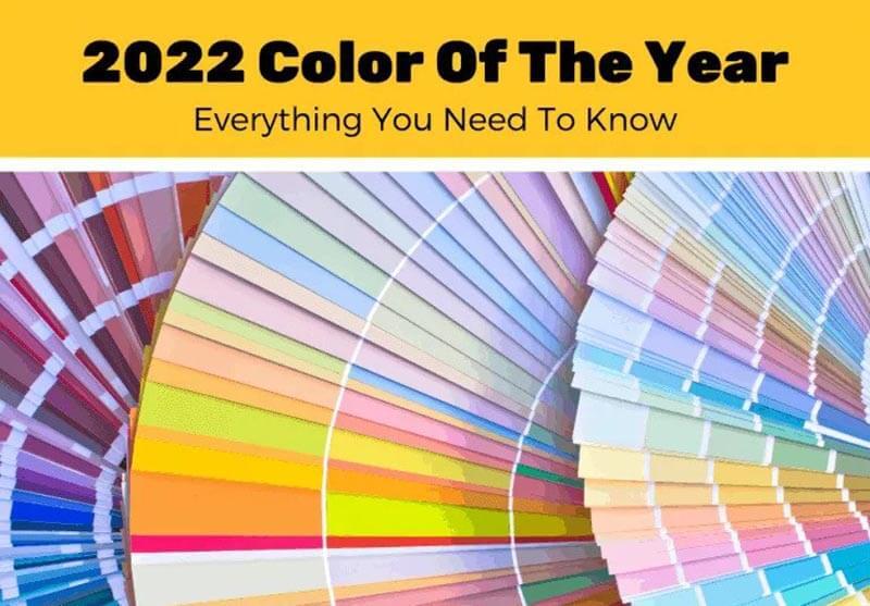 Minden, amit tudni kell a 2022-es év színéről