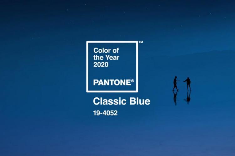 Pantone év színe történelem 2000-2020